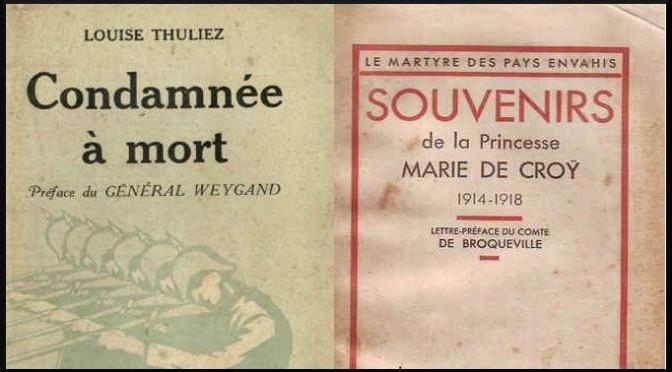 Retour sur un silence (2/4) : Trois moments différents de publication entre 1914 et 1939
