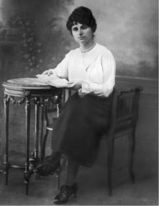 Henriette Moisson (archives familiales)