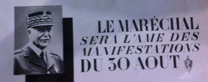 Les cérémonies de la Légion française des combattants (2/4) : étude d'une proposition d'organisation collective